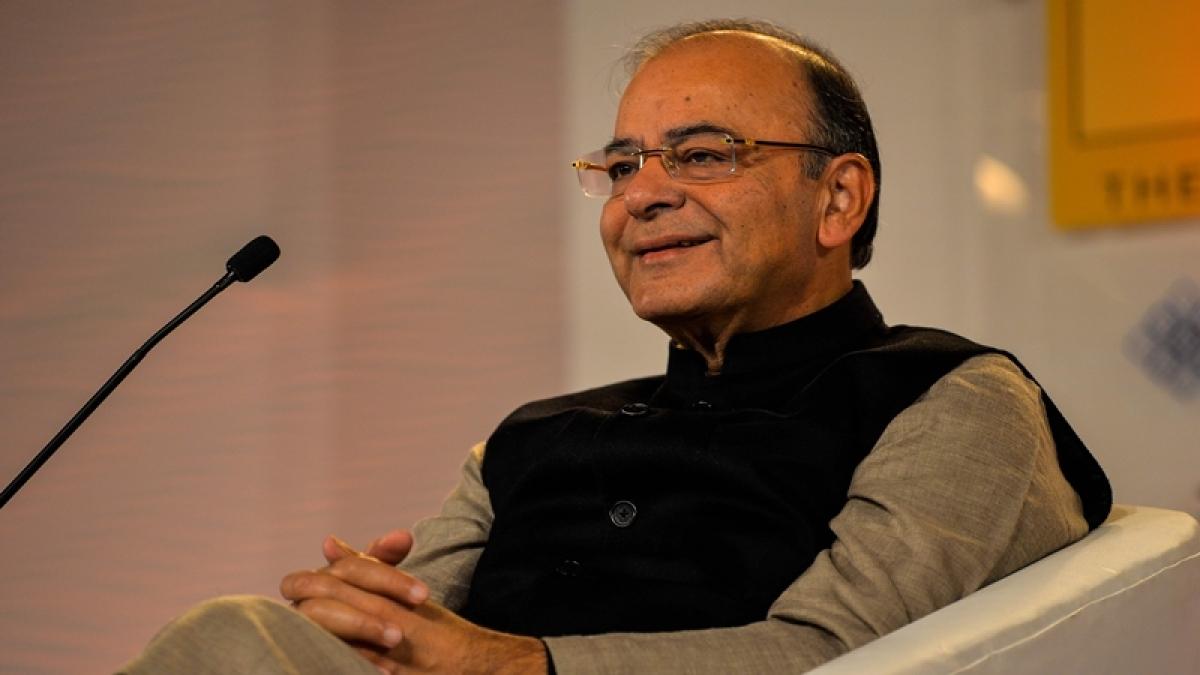 No slowdown after note ban, asserts FM  Arun Jaitley