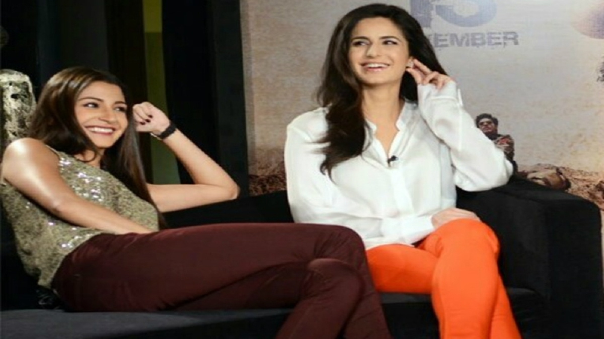 'Crazy women' Anushka Sharma and Katrina Kaif force Karan Johar to meltdown