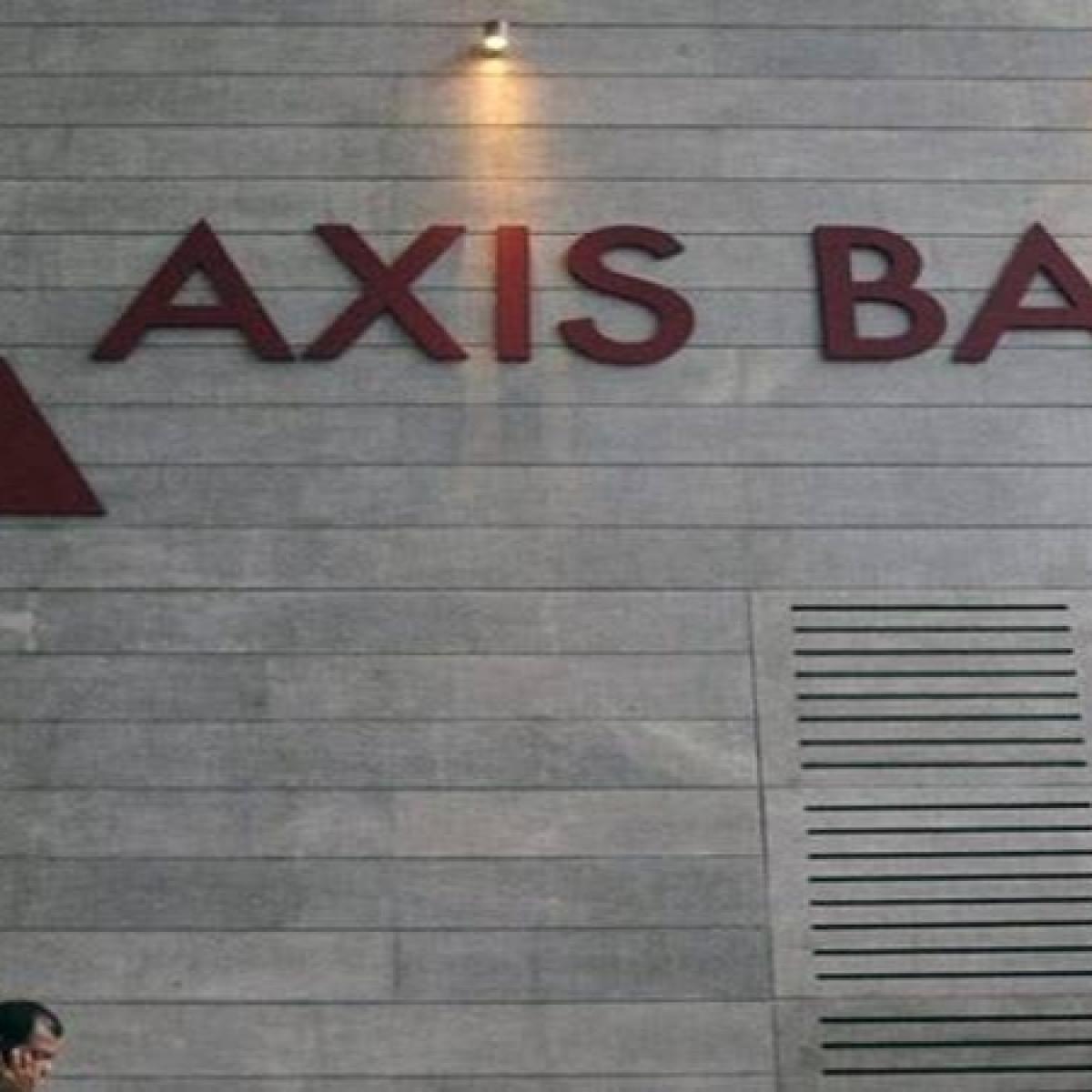 Axis Bank: COVID-19 impact becomes visible