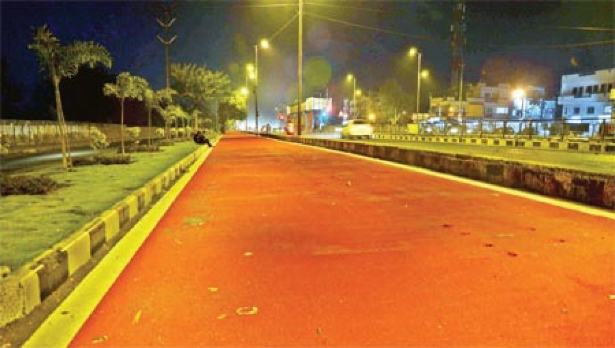 Bhopal: BMC abandons BRTS cycle track; goes for new, fancy one