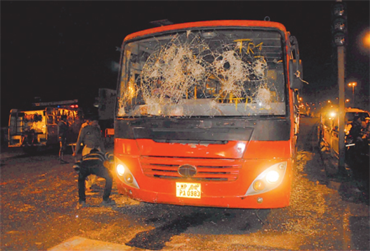 Bhopal: Boy crushed to death by BRTS bus
