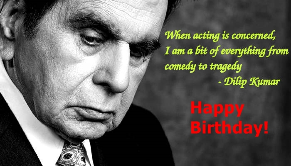 Birthday special: Dilip Kumar controversy you did not know