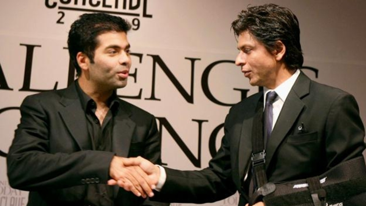 Karan Johar opens up about his 'unabashed love' for King Khan