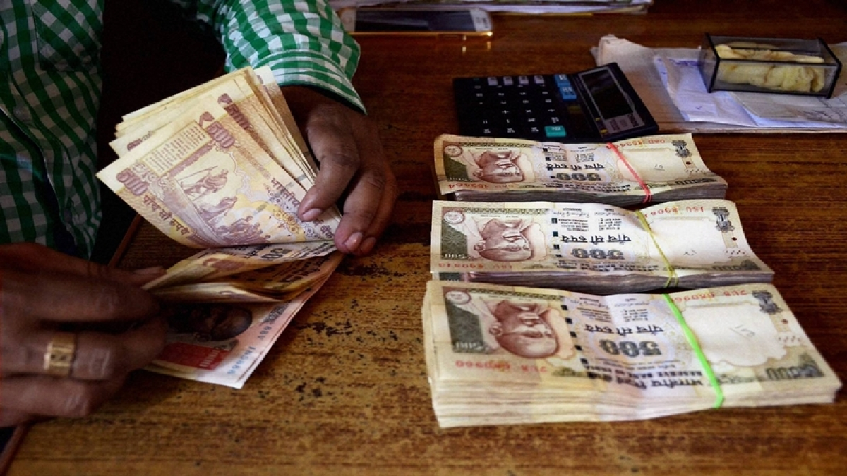 Note ban's impact captured incorrectly?