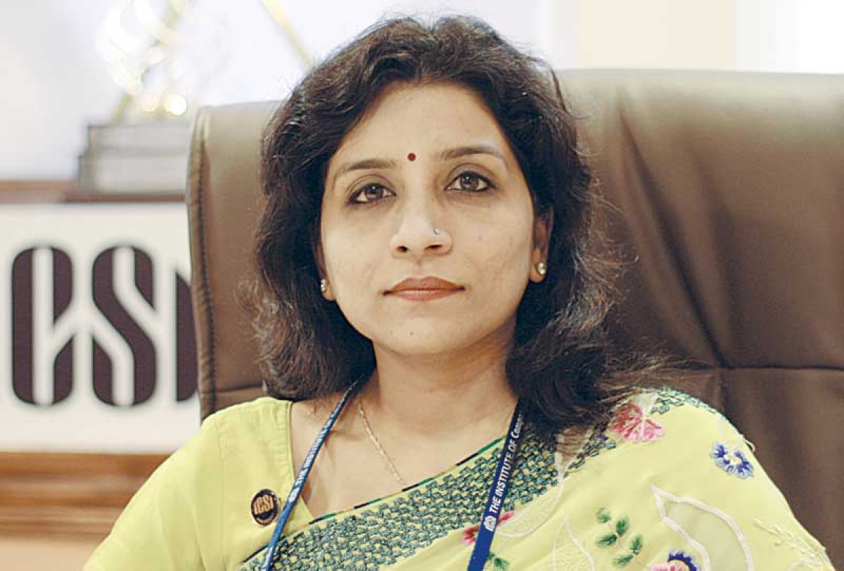 Insolvency & Bankruptcy Code to revive and not kill organisations, says ICSI President C S Mamta Binani