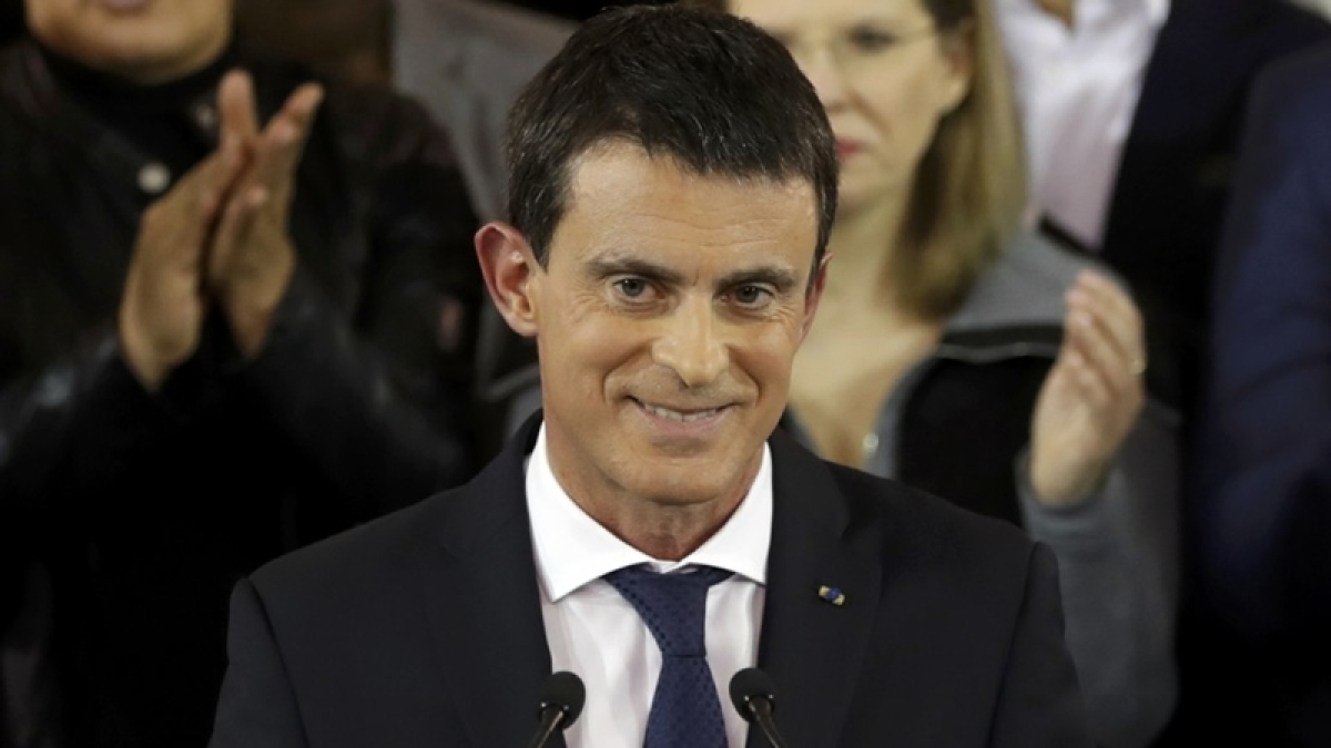 French Prime Minister Manuel Valls quits to enter in Presidential race