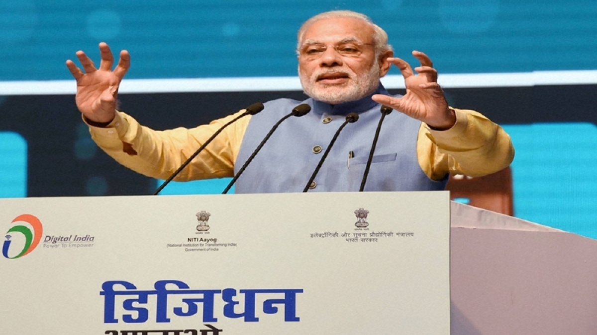 BHIM: Aadhaar-based app launched by PM Modi to simplify digital payments