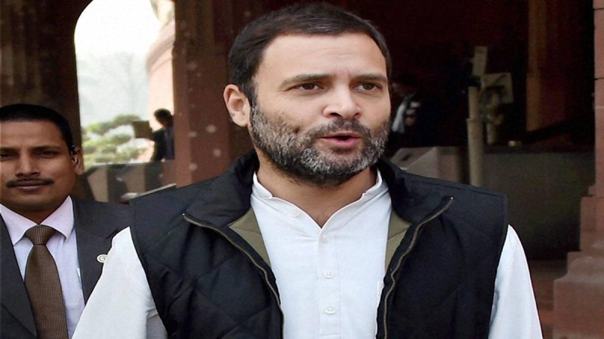 Modi 'personally' involved in corruption, says Rahul Gandhi