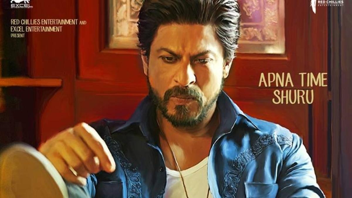 Shah Rukh Khan's Raees trailer is reminiscences of 70s, 80s era