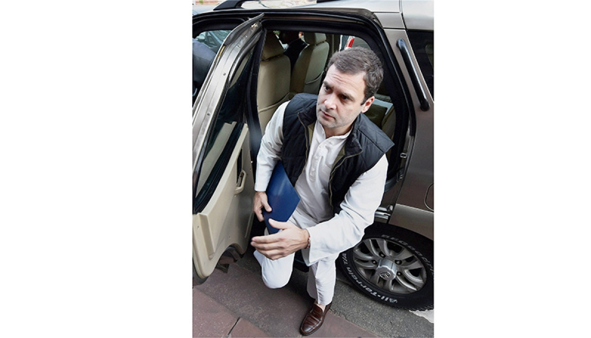 Rahul may expose PM's 'corruption' in Budget session