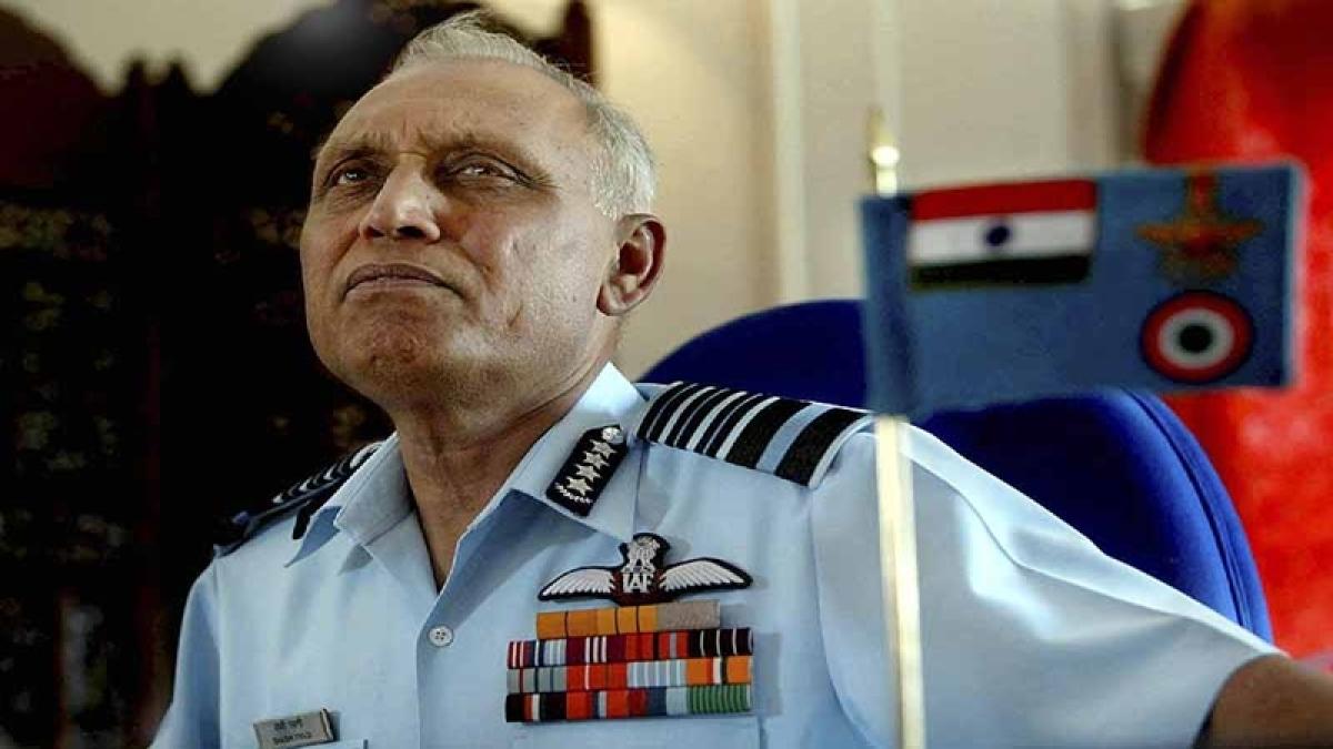 AgustaWestland scam: CBI seeks ex-IAF SP Tyagi's custody for seven days more