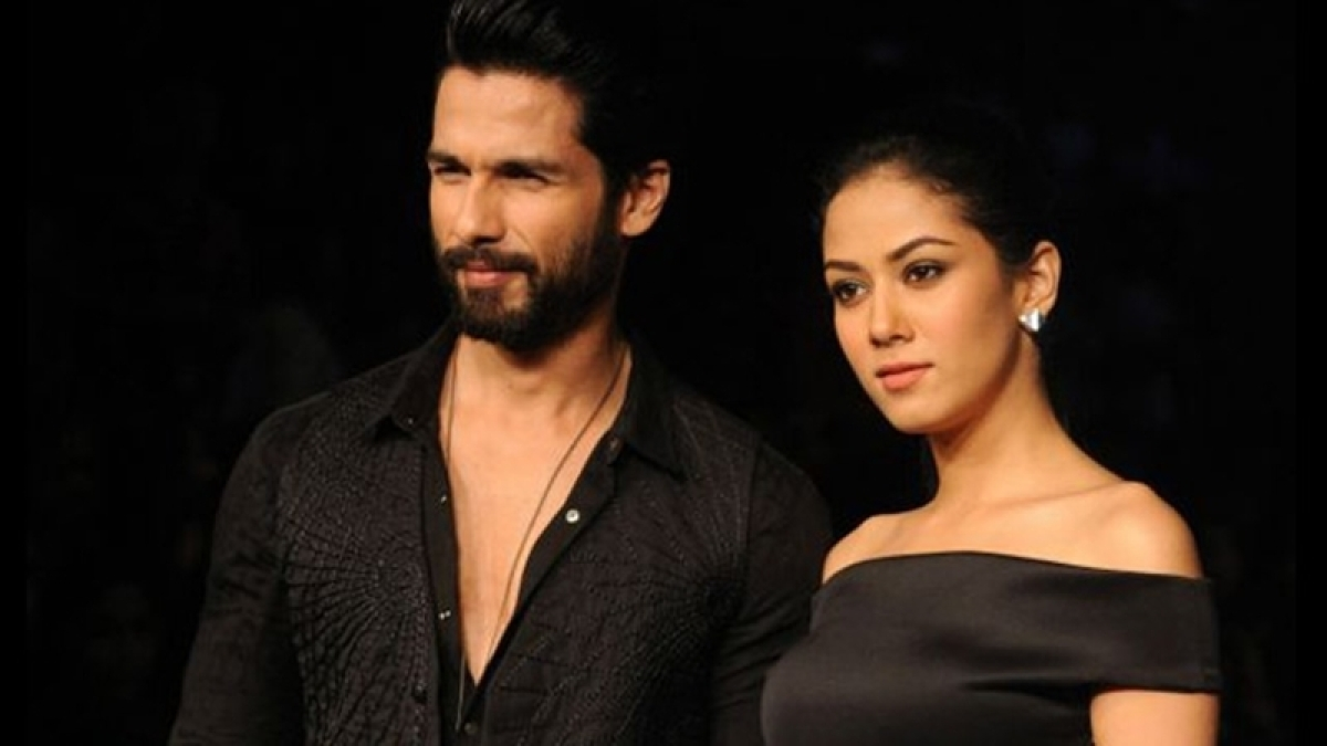 Daddy Shahid Kapoor shares first glimpse of baby Misha