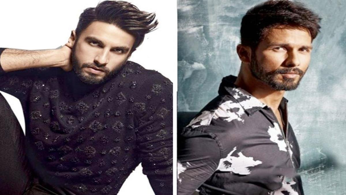 Ranveer and Shahid's roles in Rani Padmavati revealed