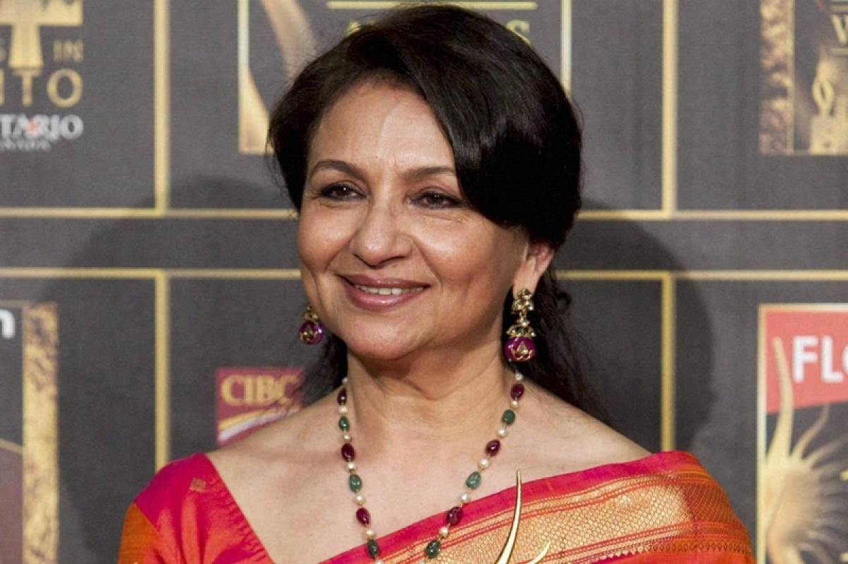 Can't beat, join them: Sharmila Tagore on Taimur-frenzy