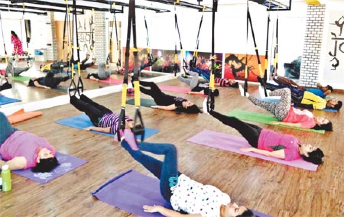 Indore: Fitness means flexibility, peace and stability, says Prateek Sancheti