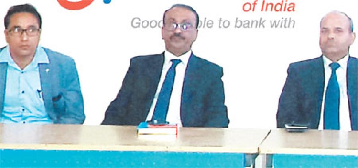 Indore: UBI organises symposium on digital banking