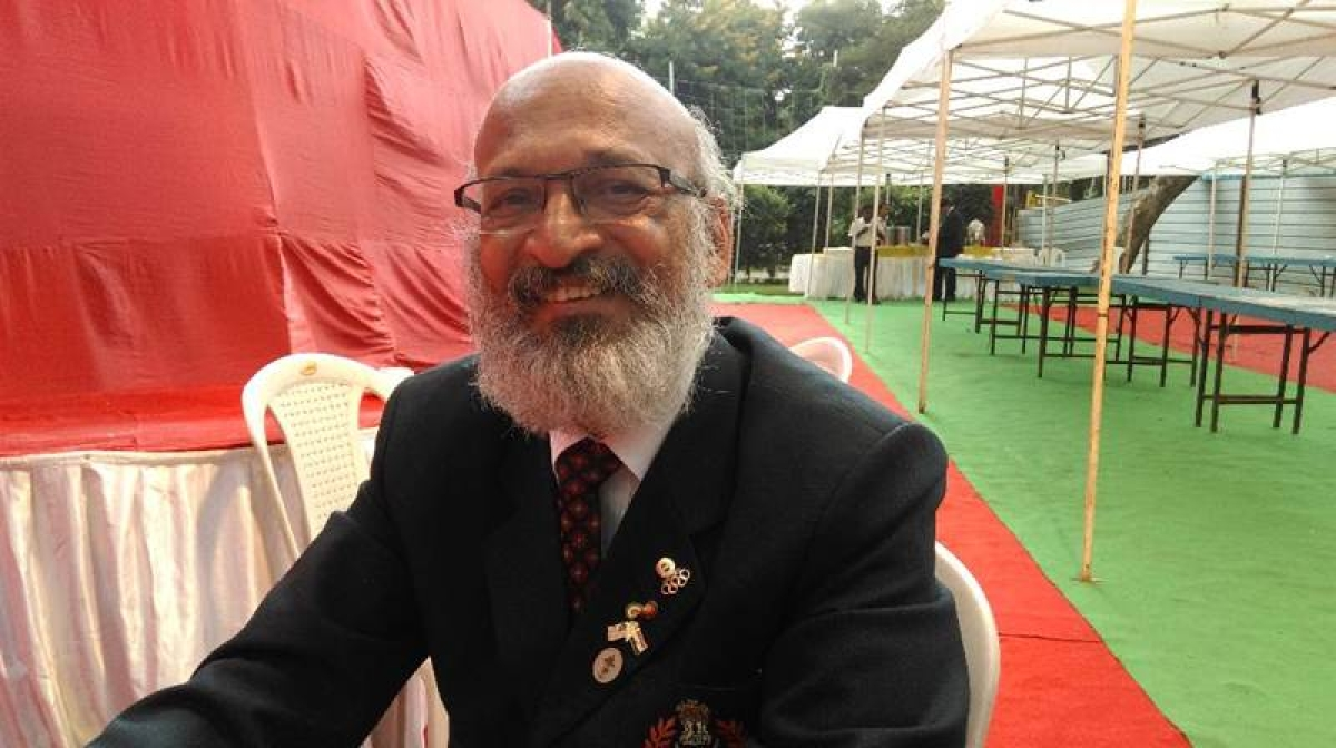 Mallakhamb is spiritual, mental and physical, says expert Uday Deshpande