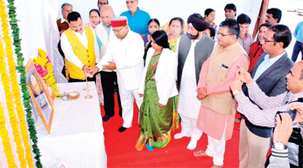 Ujjain: Union minister Gehlot inaugurates Atal Khel Mela, Nagar Uday Abhiyan