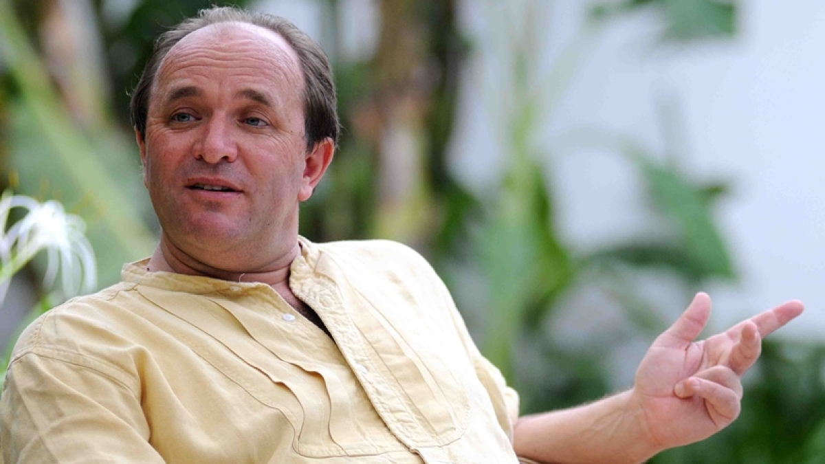 Magnetic Fields to star William Dalrymple at Magnetic Words