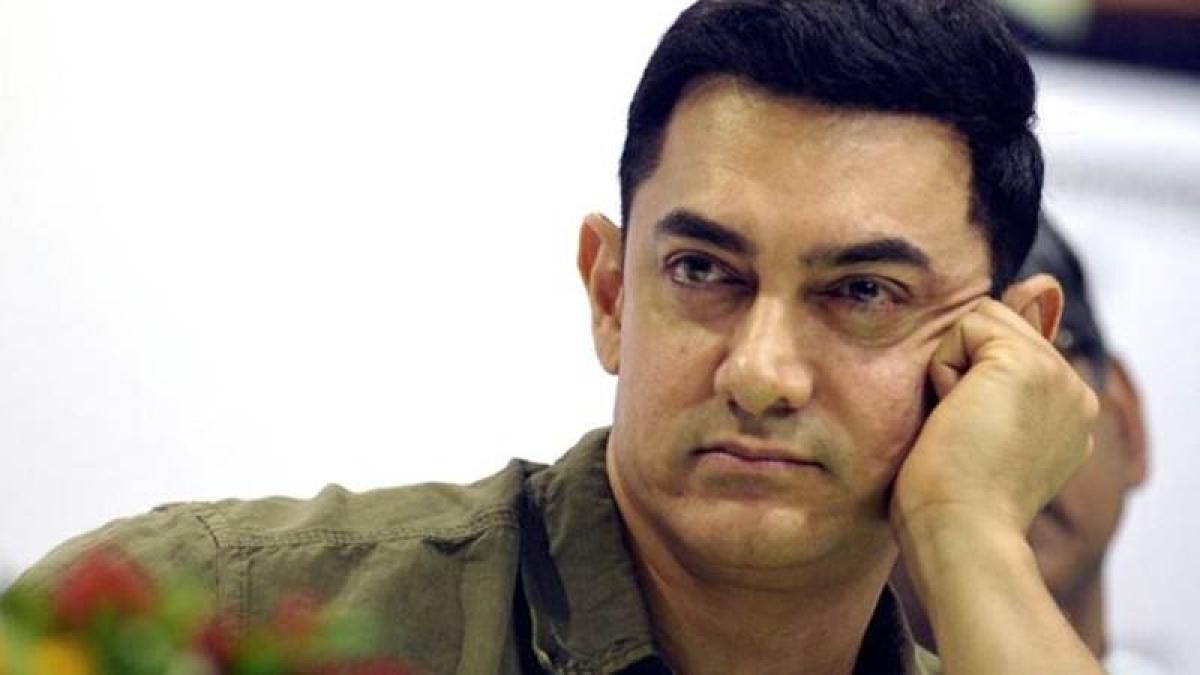 """When Aamir Khan did screen-test for """"Secret Superstar"""""""