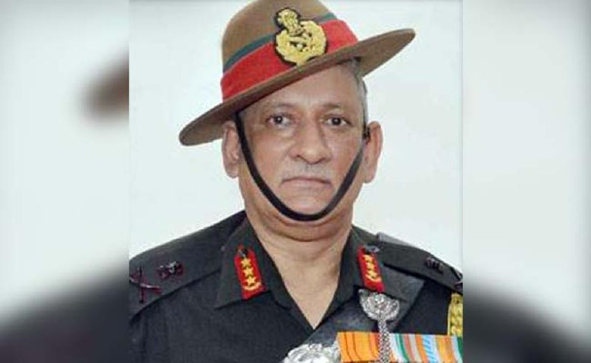 Situation in Doklam is 'absolutely fine' and there is no reason to worry: Army chief Bipin Rawat
