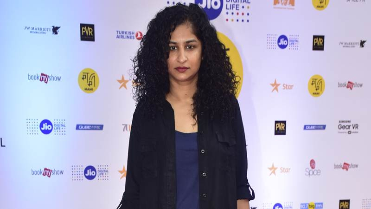 Gauri Shinde hits back