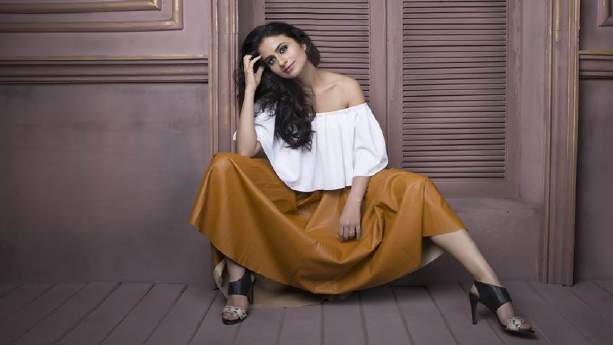 """Gradually conquering my wish list"", says Rasika Dugal"