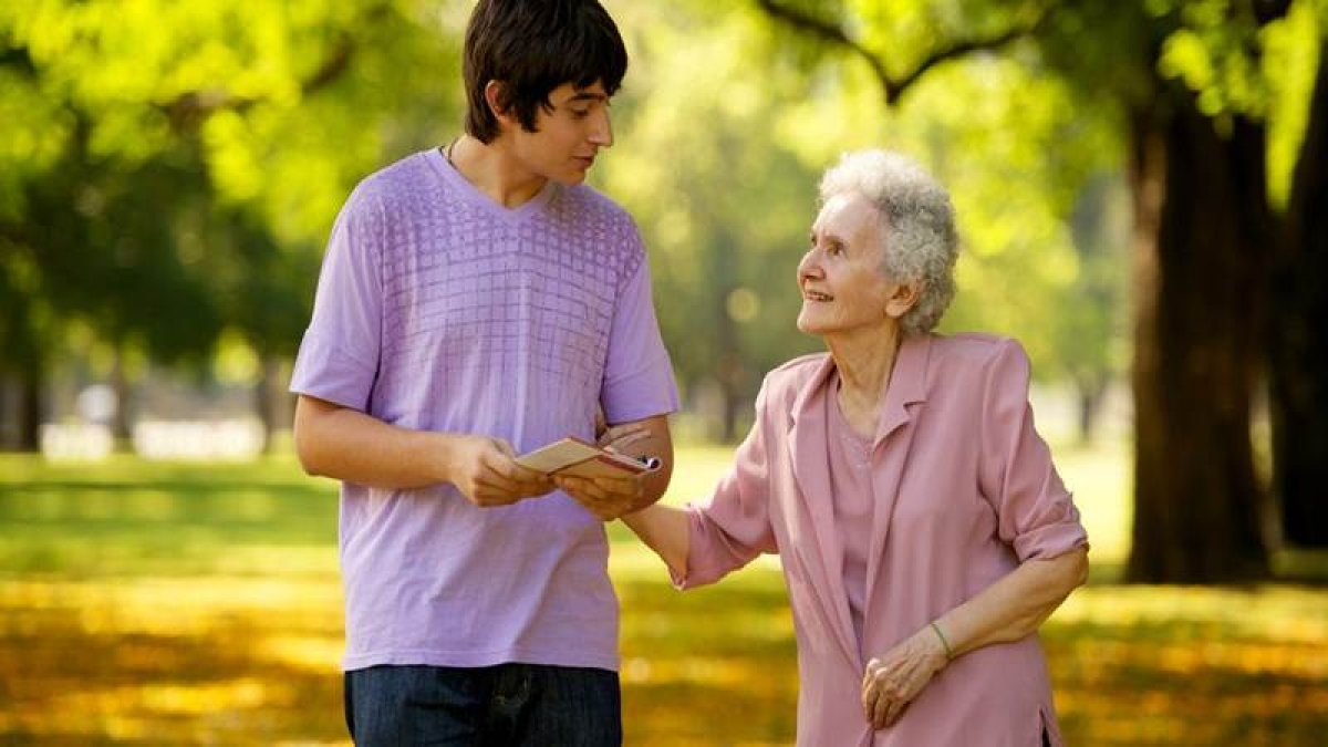 Visit your elders, loneliness may kill them early