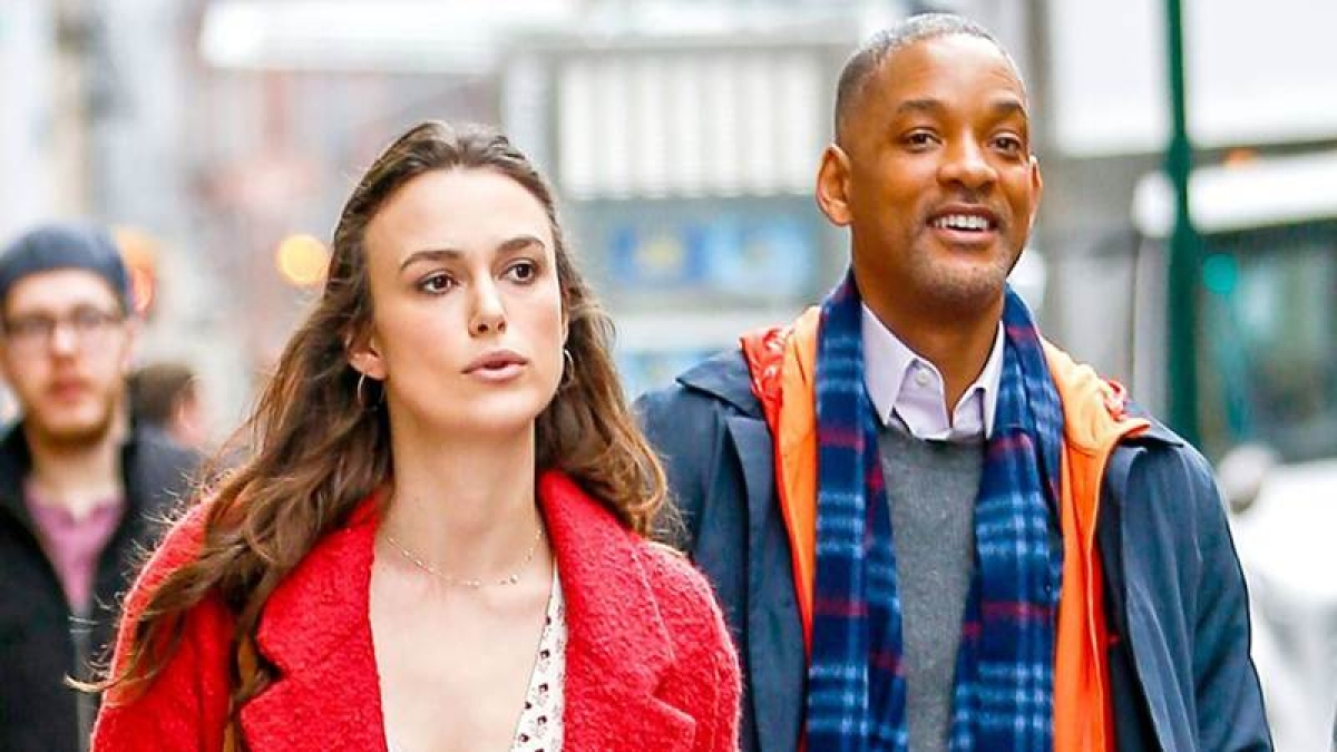 Collateral Beauty: Blue xmas