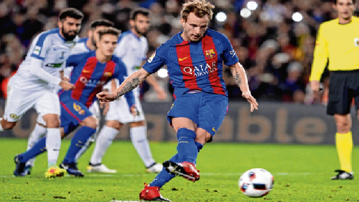Barcelona's reserves rout Hercules 7-0