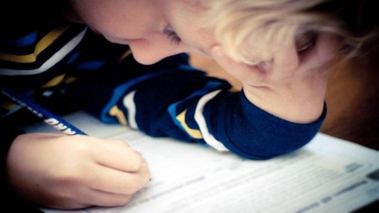 Pressuring kids over grades hinders their success later in life