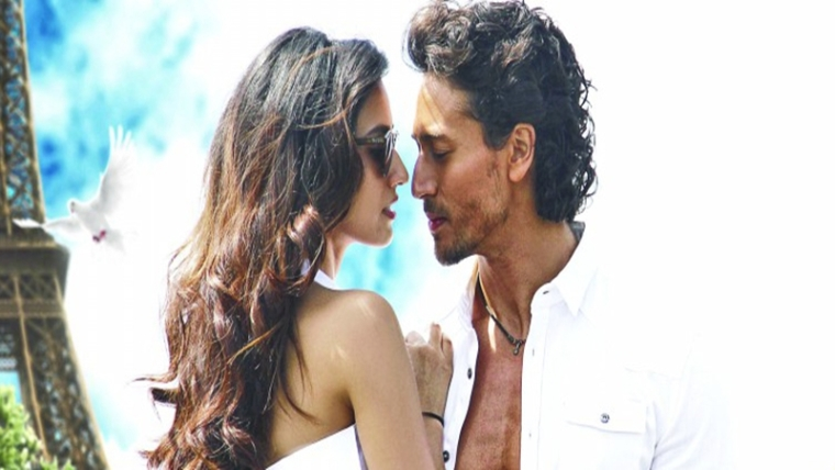 Tiger, Disha start 'Baaghi 2' shoot