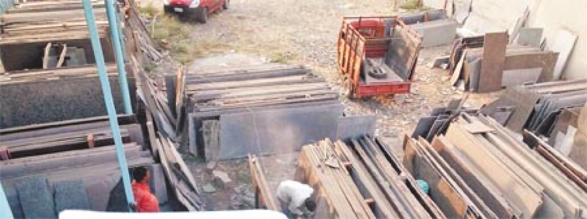 Indore: Despite affidavit to NGT, marble shops yet to shut work