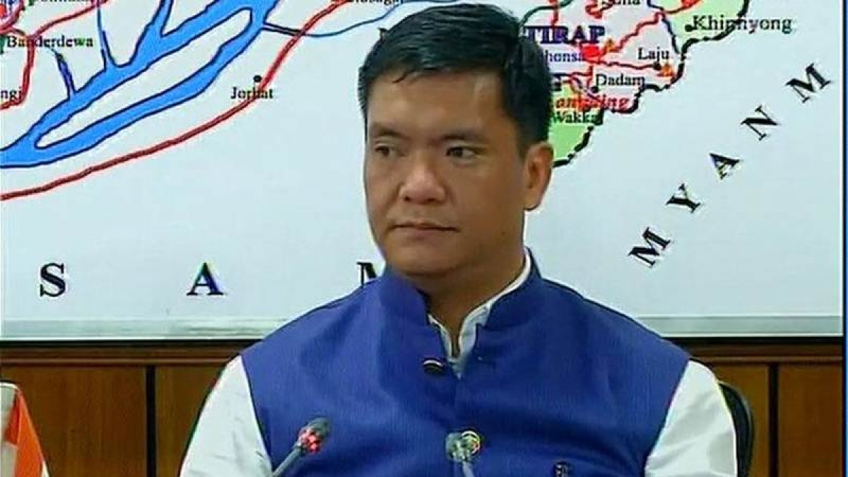 BJP says it is our government in Arunachal Pradesh