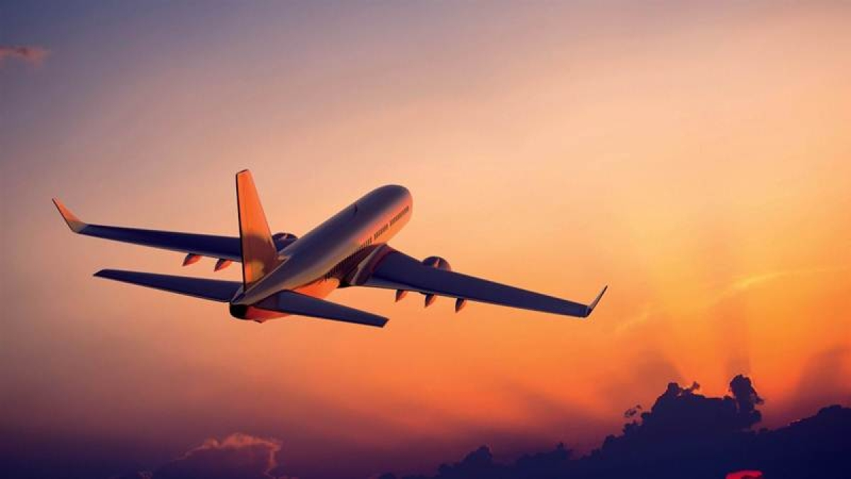 Indore: Woman trained in Indore pilots Mum-Delhi flight on Women's Day