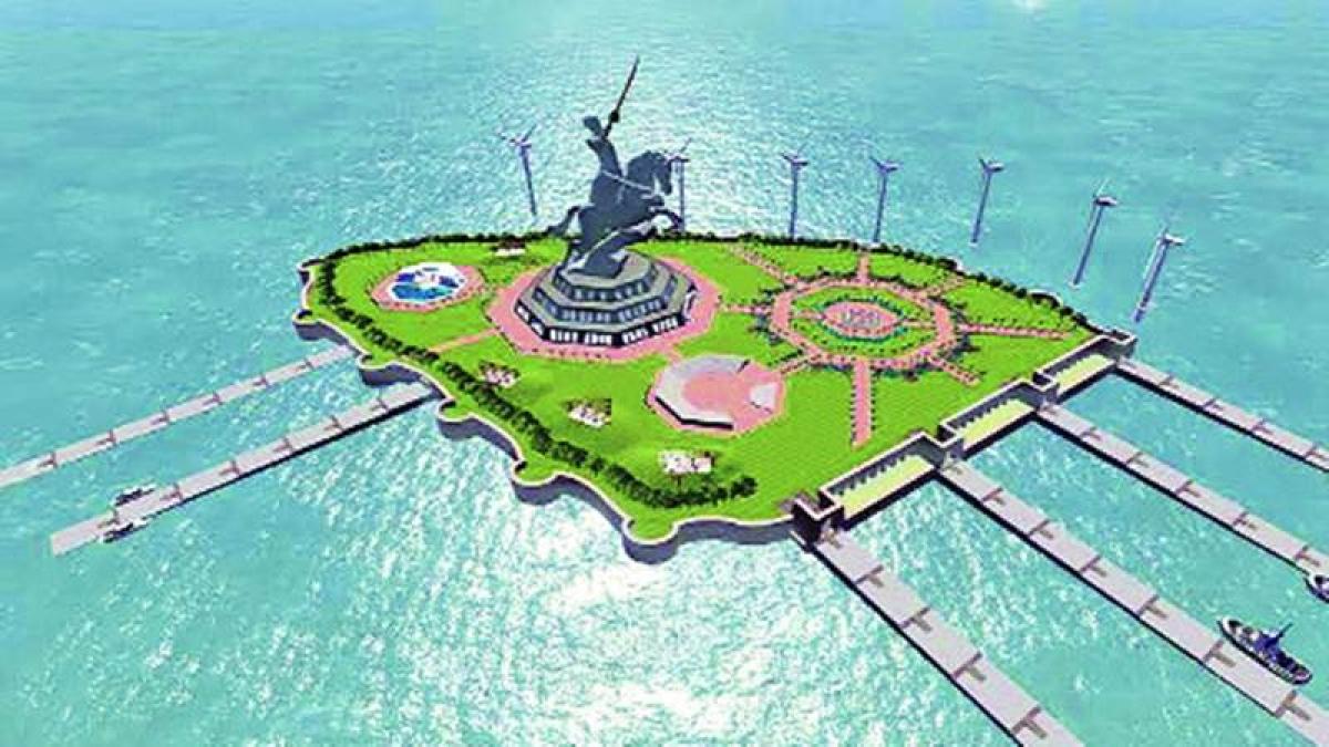 Mumbai: Maratha Seva Sangh opposes Shivaji memorial in the sea
