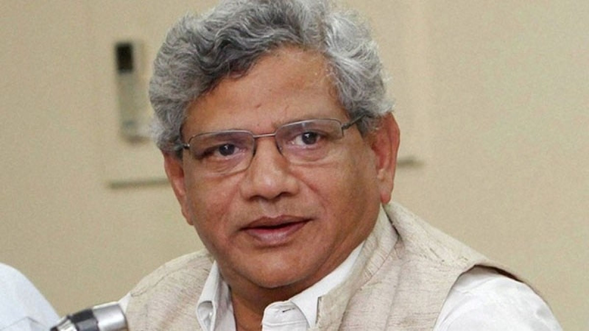 Efforts should be made to strengthen Opp unity: Sitaram Yechury