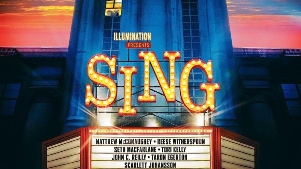 Sing: A musical feast