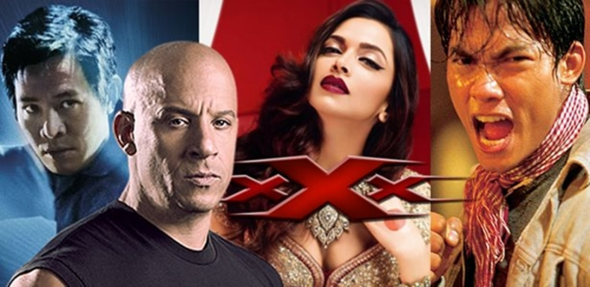 Deepika and team look fierce in 'xXx: The Return of Xander Cage' new poster