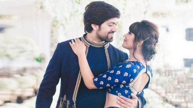 Kannada actor Yash and Radhika Pandit's perfect wedding