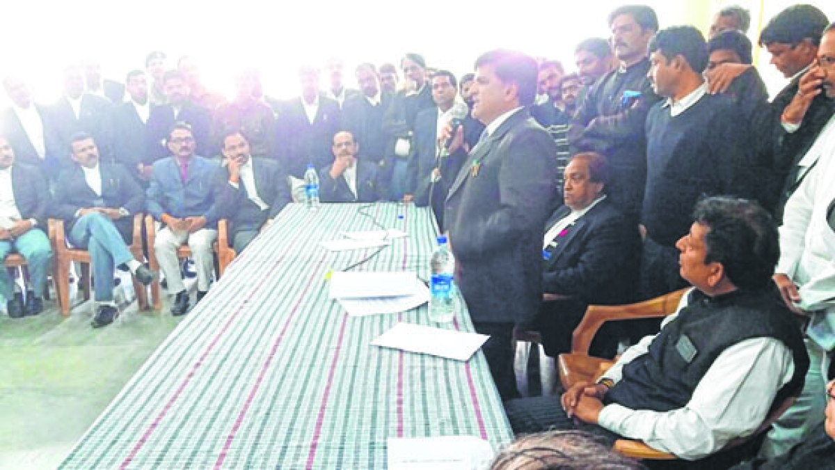 Ujjain: Bar Association ends strike after compromise