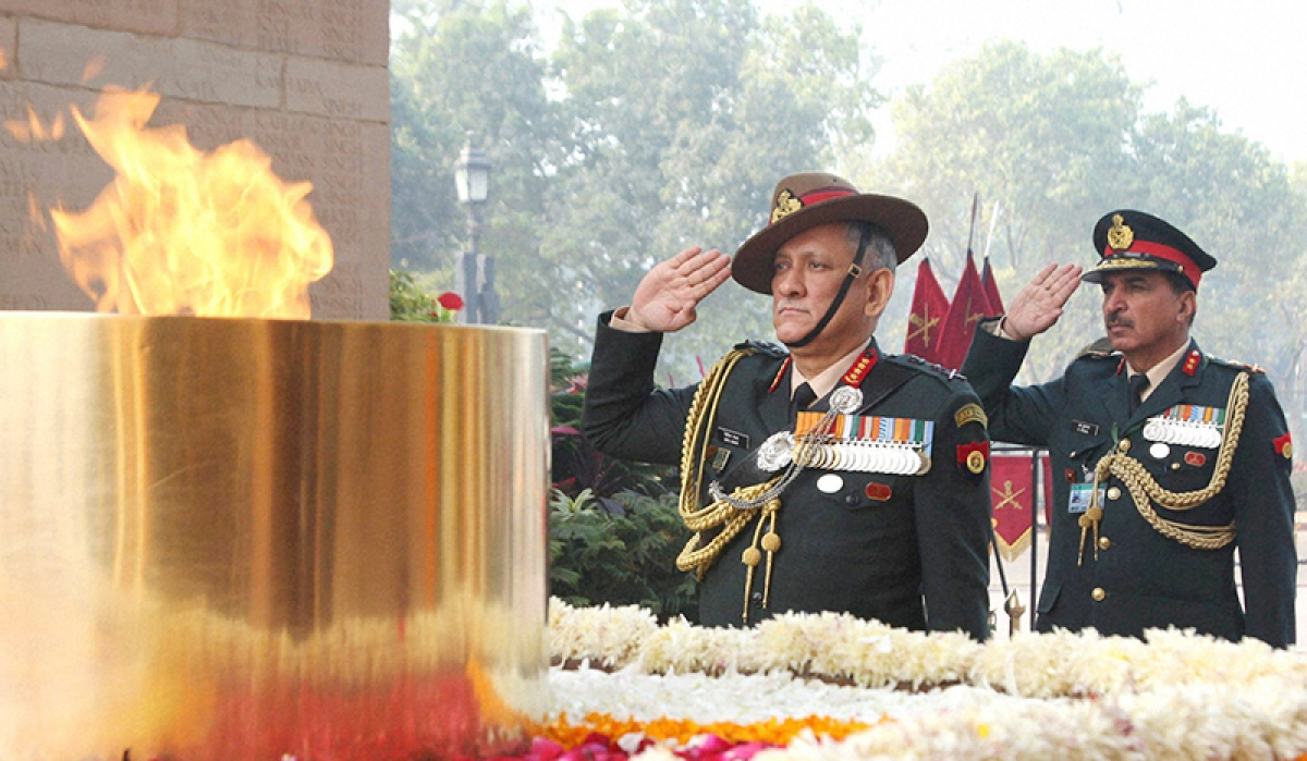 We retaliate to Pakistan's frequent ceasefire violation effectively: Gen. Bipin Rawat