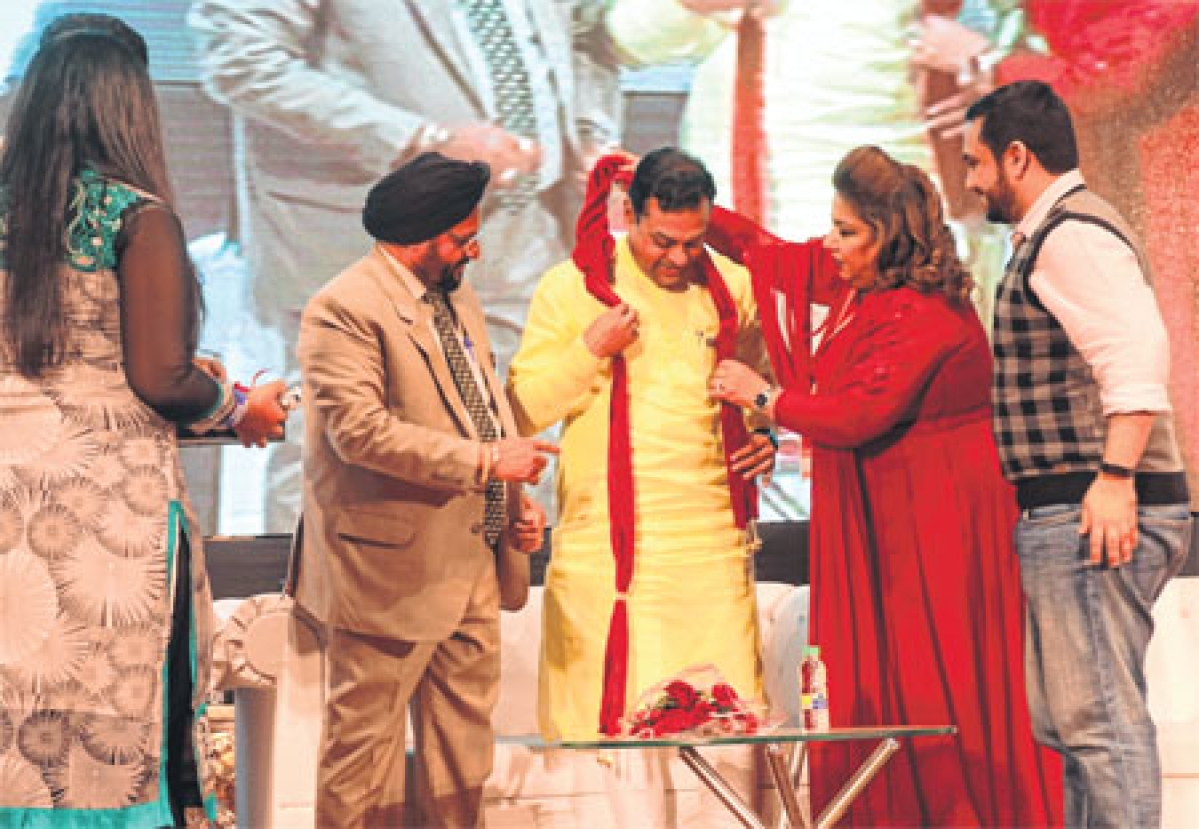 Indore: 2-day Rotary conference concludes