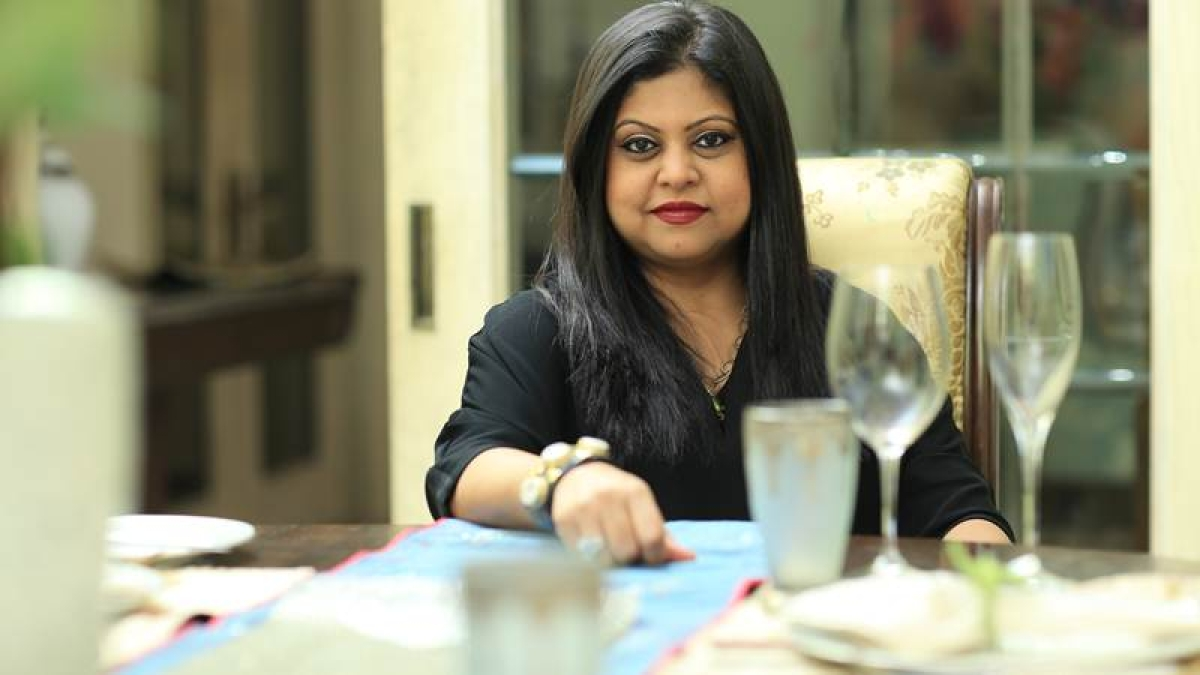 Sonal Holland: Cheers to the mistress of wine!