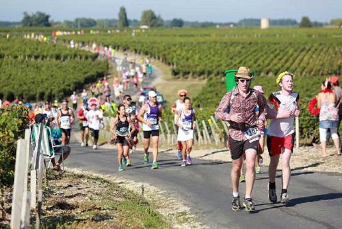 Le Marathon Du Medoc