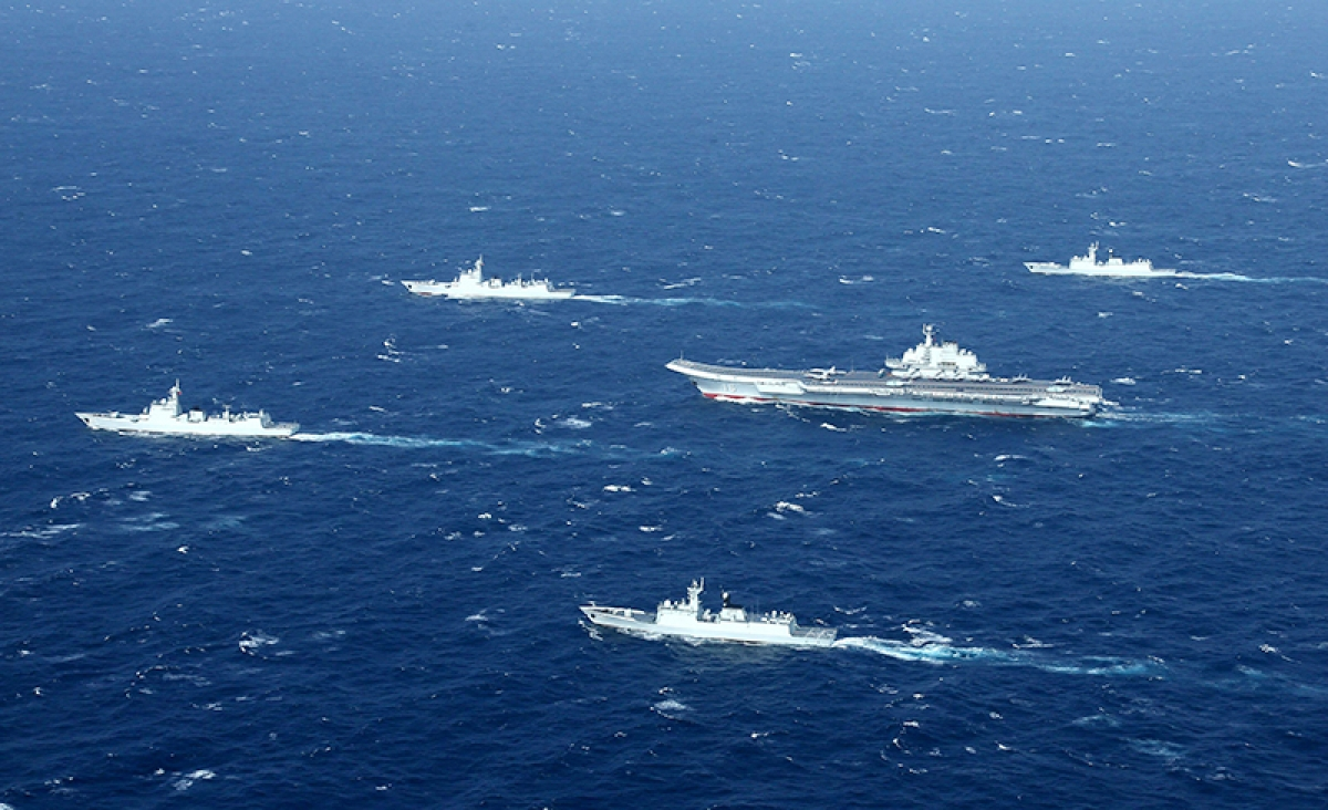 China is building 3rd aircraft carrier