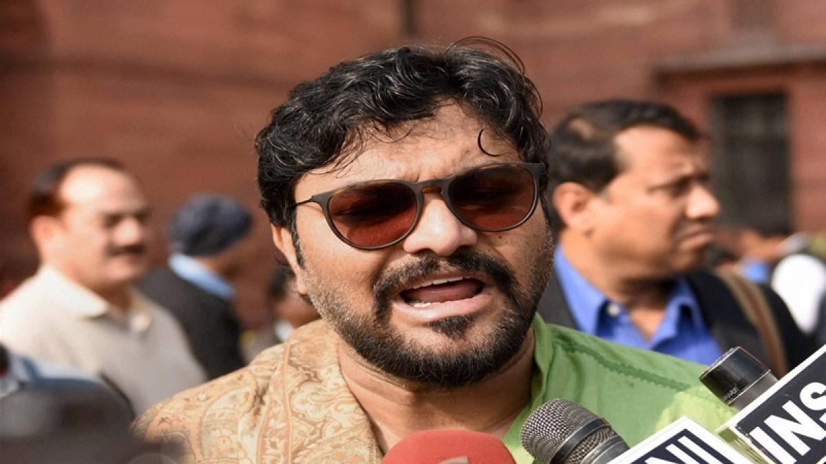 Not written by me: After tweet hailing extrajudicial Hyderabad encounter, Babul Supriyo backtracks