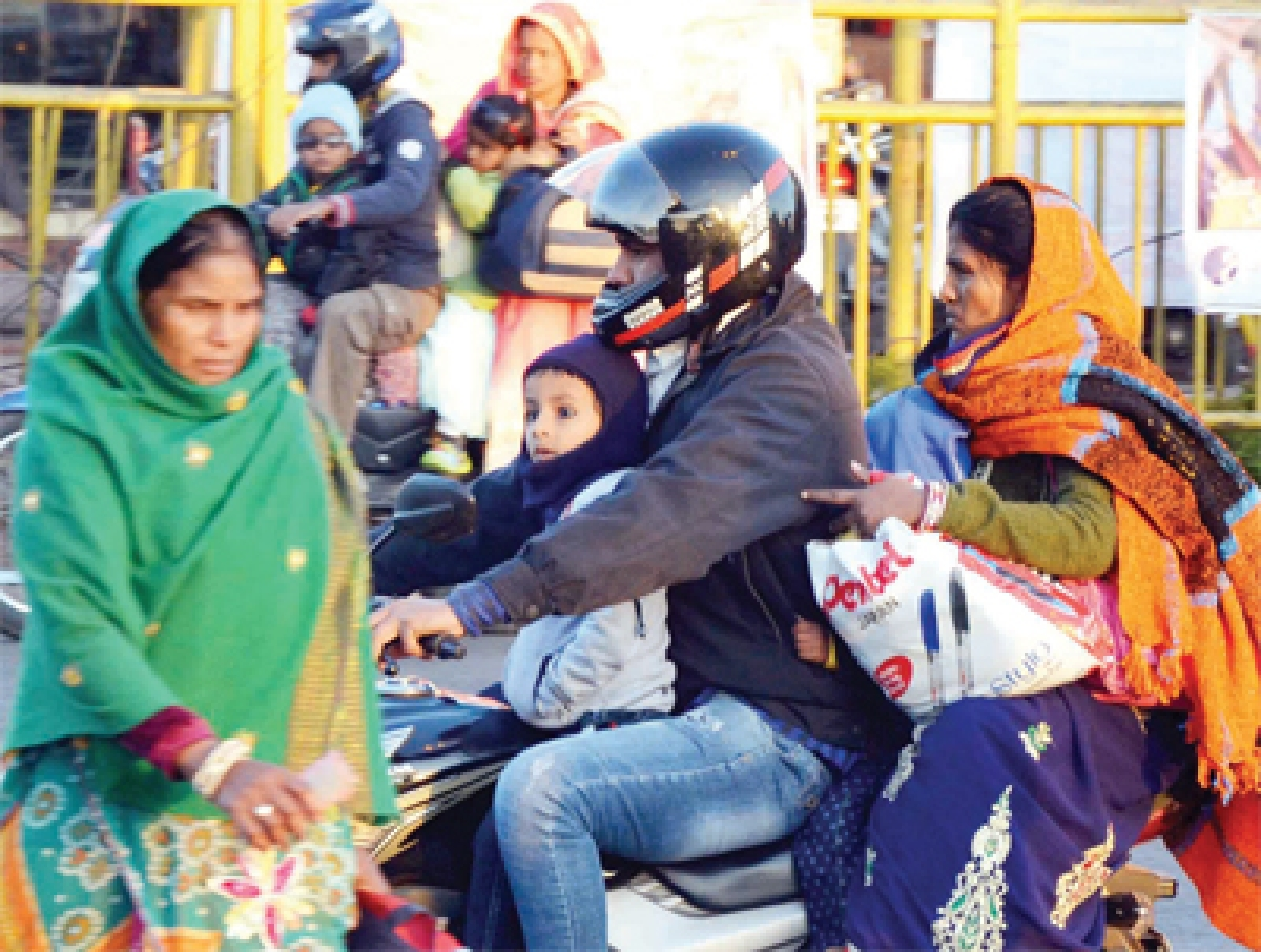 Bhopal: Beware! Extreme cold can trigger many diseases
