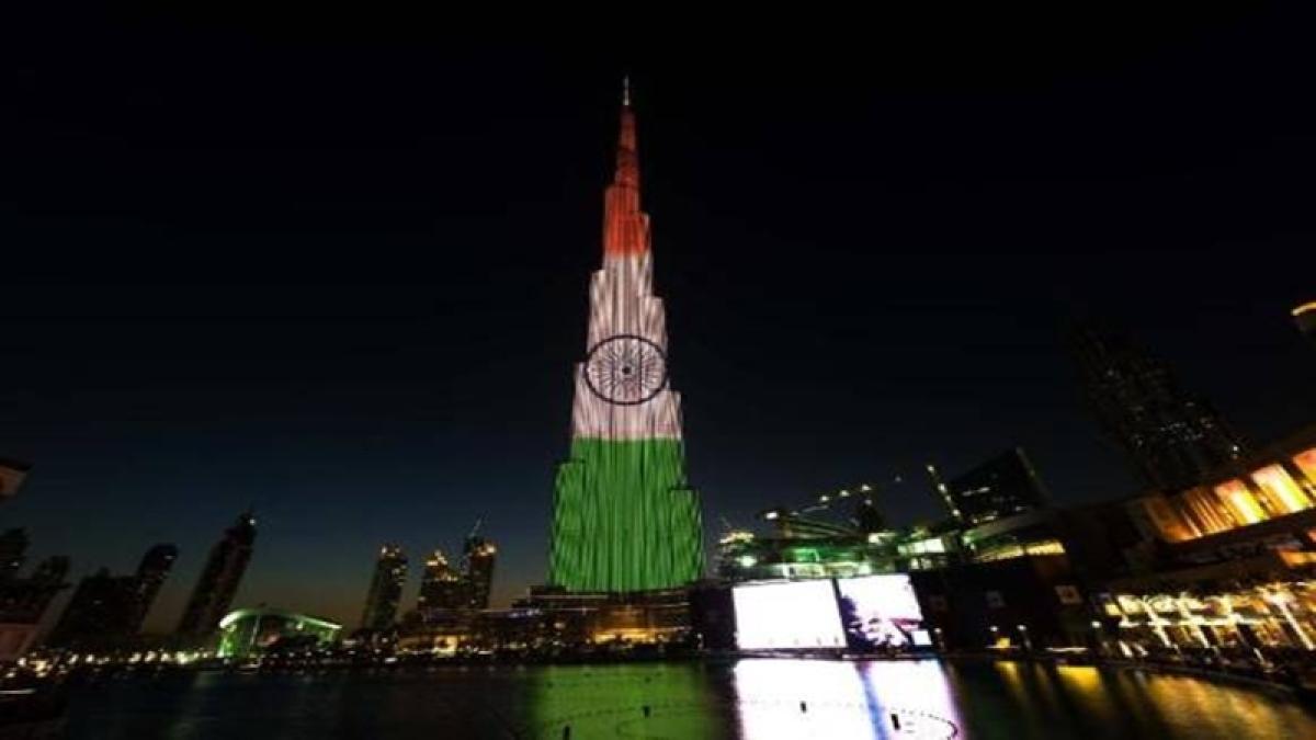 Republic Day 2017: Burj Khalifa to lit up in Indian Tricolour
