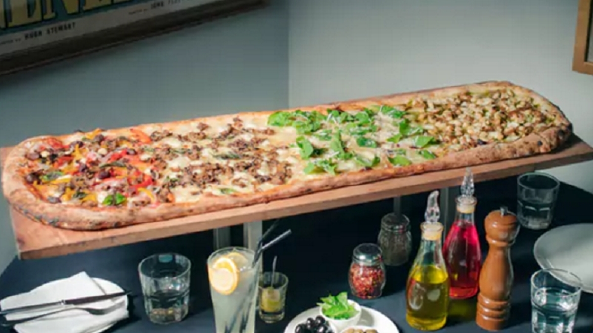 11 outlets in Mumbai for your pizza fix, that are not Domino's or Pizza Hut